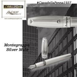 Penna Silver Mule MONTEGRAPPA - stilografica/roller/sfera