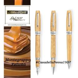 MONTEGRAPPA Felicità - Caramel Gold - penna sfera/roller/stilografica