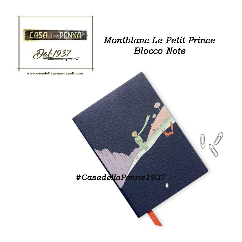Montblanc Le Petit Prince blocco note
