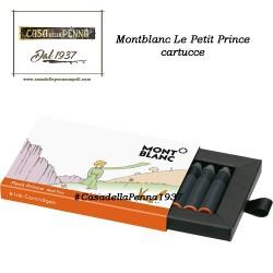Montblanc Le Petit Prince cartucce stilografiche