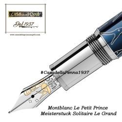 Montblanc Le Petit Prince Meisterstuck Solitaire Midsize - penna sfera