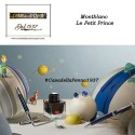 MONTBLANC Meisterstuck Solitaire Blue Hour - penna sfera midsize