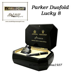 PARKER  Duofold Lucky 8 - penna stilografica - ultimo pezzo - offerta