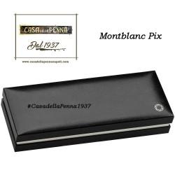 MONTBLANC Pix black  - penna sfera/roller