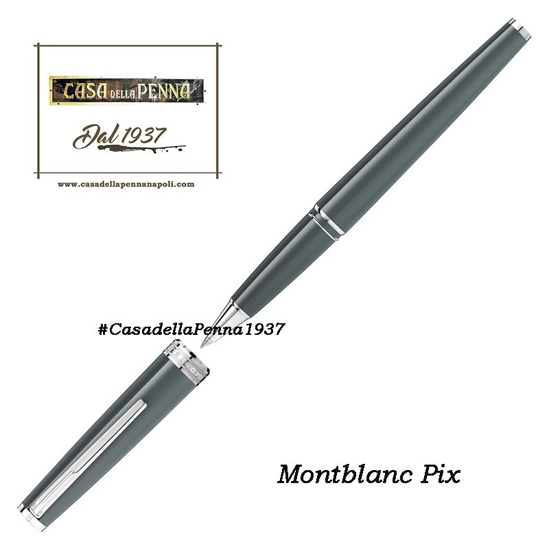 MONTBLANC Pix Grey - penna sfera/roller