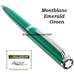 MONTBLANC Pix Emerald Green - penna sfera/roller - Novità