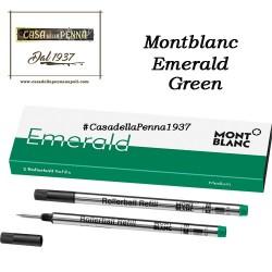 MONTBLANC refill sfera/roller Emerald Green