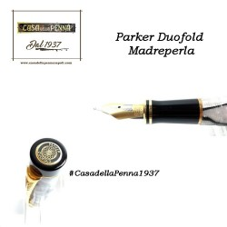 PARKER  Duofold International Madreperla - penna stilografica - ultimo pezzo - offerta