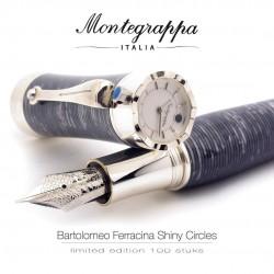MONTEGRAPPA Bartolomeo Ferracina - Limited Edition Genio creativo - penna stilografica Indian Rainbow
