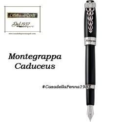 Montegrappa Fortuna Caduceus - Nera -  penna sfera/roller/stilografica