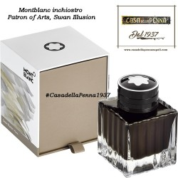 Montblanc Inchiostro Patron of Arts, Swan Illusion - Piuma