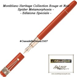Montblanc Spider Metamorphosis - ROUGE - Heritage Collection Rouge et Noir - Edizione Speciale