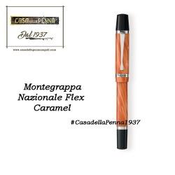 Montegrappa Nazionale Flex - Caramel - penna stilografica - edizione limitata