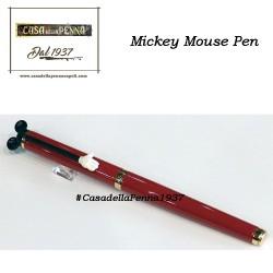 Disney Mickey Mouse - rosso - penna stilo /roller