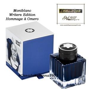 Montblanc Writers Edition Hommage à Homère - edizione limitata - inchiostro