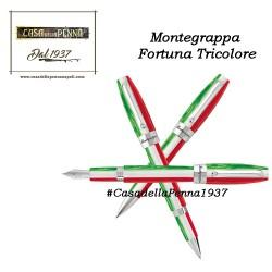 Montegrappa Fortuna Tricolore - penna stilografica/roller/sfera