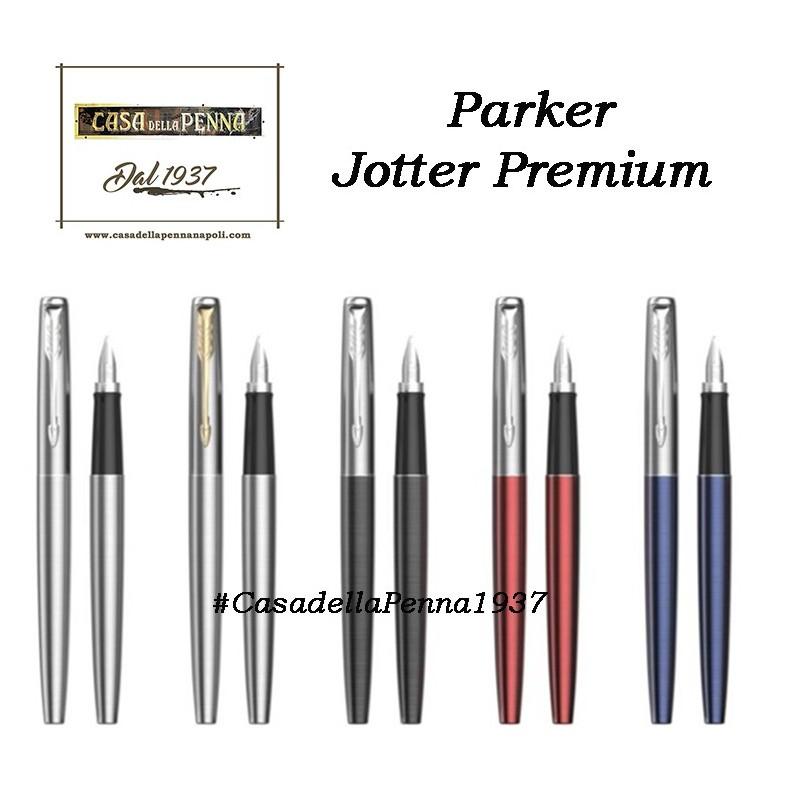 Parker Jotter Premium penna stilografica - nuova edizione