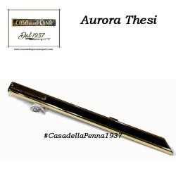 Aurora Thesi - penna sfera ultrapiatta - MOMA New York