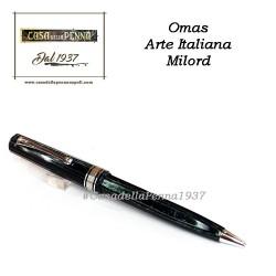 Omas Arte Italiana Milord celluloide verde - penna sfera