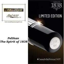 PELIKAN The Spirit of 1838 - Limited Edition - penna stilografica