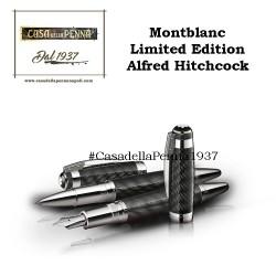 Montblanc Alfred Hitchcock - penna stilografica - edizione limitata e numerata