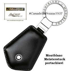 portachiavi Montblanc sartorial - nero - 107685