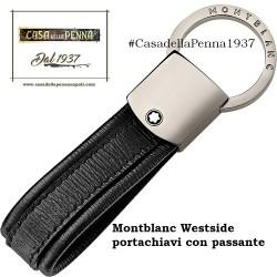 portachiavi Montblanc Westside con passante - 114702