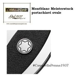 portachiavi Montblanc Meisterstuck ovale - 114563
