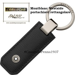 portachiavi Montblanc Westside rettangolare - 114703