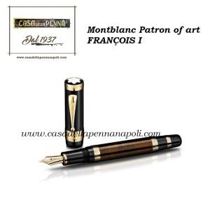 Montblanc Patron of Art - François I - penna stilografica