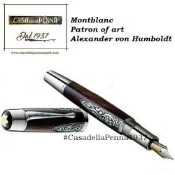 Montblanc Patron of Art - Alexander von Humboldt - penna stilografica
