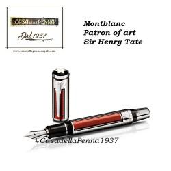 Montblanc Patron of Art - Sir Henry Tate - penna stilografica