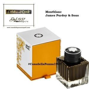 Montblanc inchiostro James Purdey & Sons - Single Malt