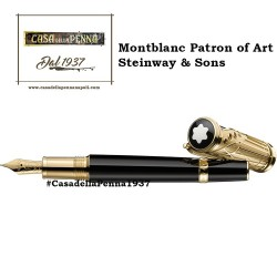 Montblanc Patron of Art - Henry E. Steinway - penna stilografica