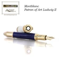 Montblanc Patron of Art - Ludwig II - penna stilografica