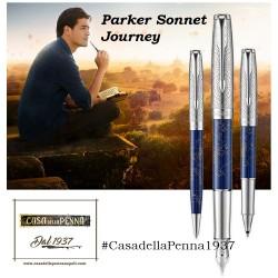 parker Sonnet Journey - new special edition - penna sfera/stilografica