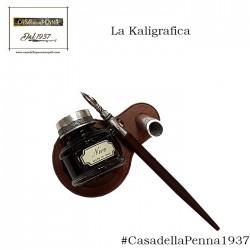 Montegrappa Fortuna Caduceus - Bianca -  penna sfera/roller/stilografica