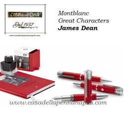 Montblanc Spider Metamorphosis - cartucce di inchiostro - Heritage Collection Rouge et Noir - Edizione Speciale