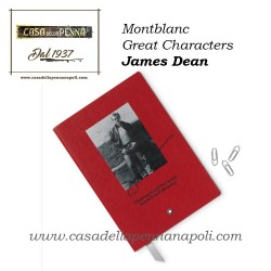 Montblanc Great Characters James Dean - blocco note