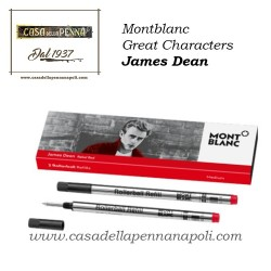 Montblanc Great Characters James Dean - refill sfera / refill roller