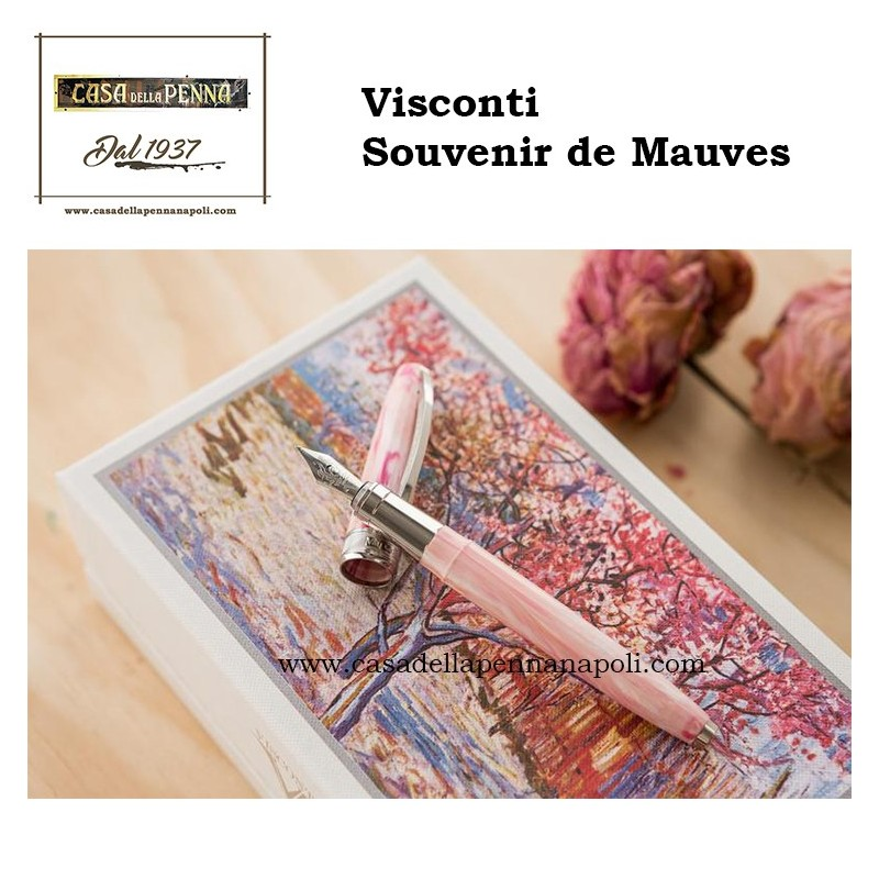 Souvenir de Mauves Van Gogh - Visconti special Edition - penna stilografica