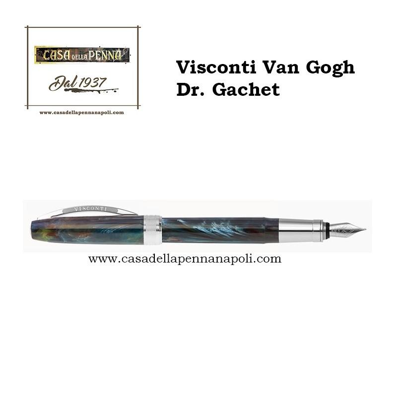 Dr. Gachet Van Gogh - Visconti - penna stilografica/roller/sfera