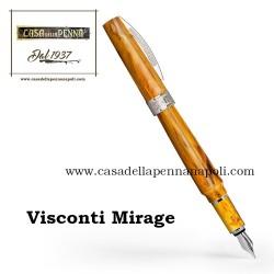 Visconti Mirage Amber - penna stilografica/penna roller