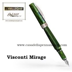 Visconti Mirage Emerald - penna stilografica/penna roller