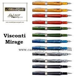 Visconti Mirage Aqua - penna stilografica/penna roller