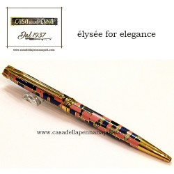 élyséee for elegance Parthenon - limited edition - penna sfera/stilografica