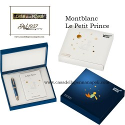 Set Montblanc Happy Holiday Meisterstuck Le Petit Prince - con libro/book
