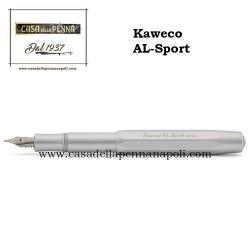 KAWECO  AL-Sport Silver - penna stilografica/roller/sfera