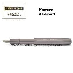 KAWECO  AL-Sport Antracite - penna stilografica/roller/sfera