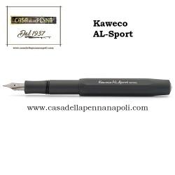 KAWECO  AL-Sport Nero - penna stilografica/roller/sfera